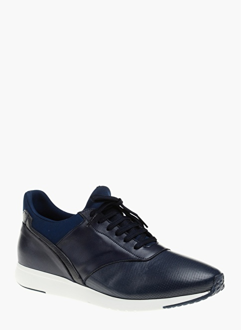 Network Sneakers Lacivert
